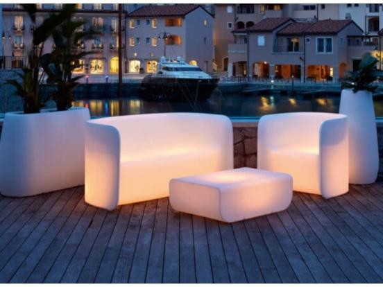 MyYour - Nova Recharable Light Up Outdoor Sofa