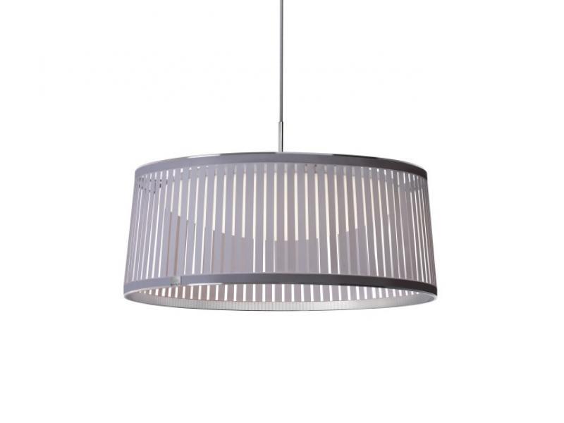 Pablo Solis Drum 24 Pendant Light