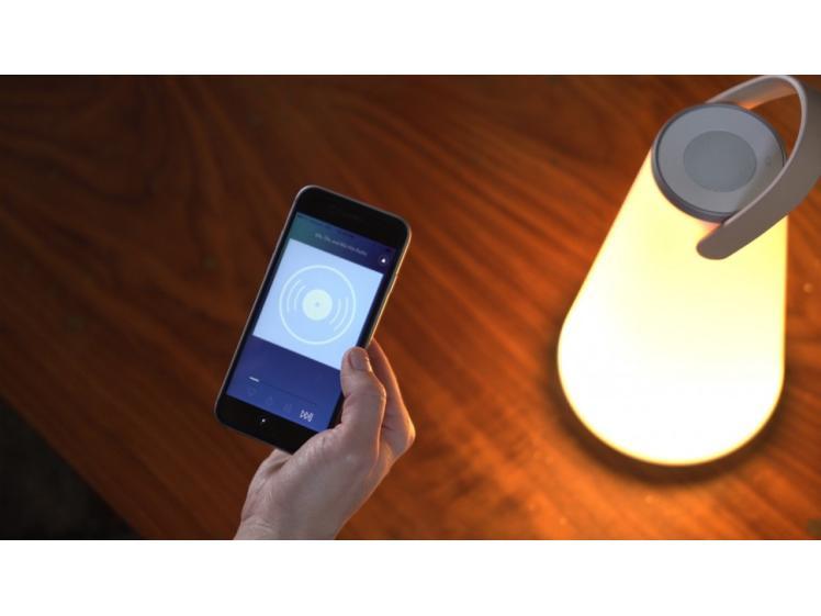Pablo - UMA Lantern Outdoor Light and Speaker