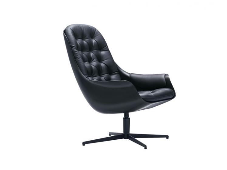 Sits - Blackbird Swivel and Tilt Armchair