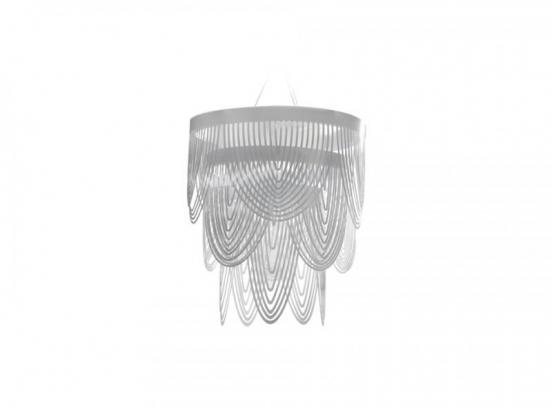 Slamp - Ceremony Small Suspension in White Clearance