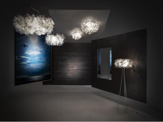 Slamp - Clizia Fumè Ceiling-Wall Light
