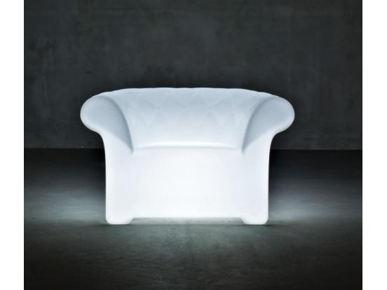 Serralunga - Sirchester Illuminated Arm Chair