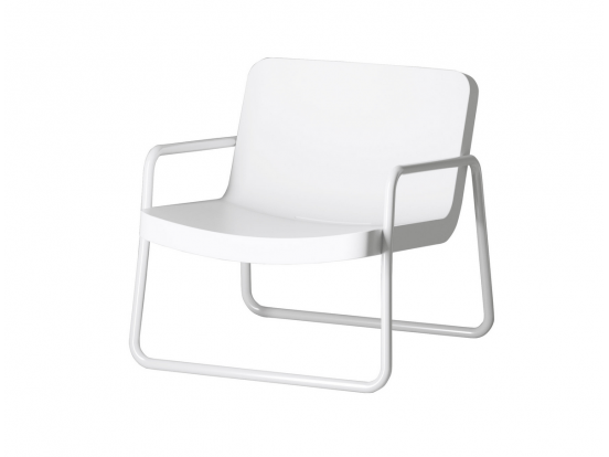 Serralunga - Time Out Chair and Foot Stool
