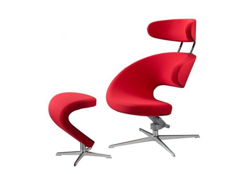 Varier - Peel Chair With Free Footstool