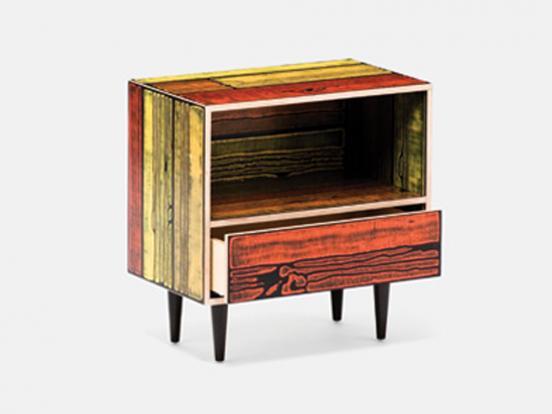 Established & Sons - Wrongwoods Side Cabinet