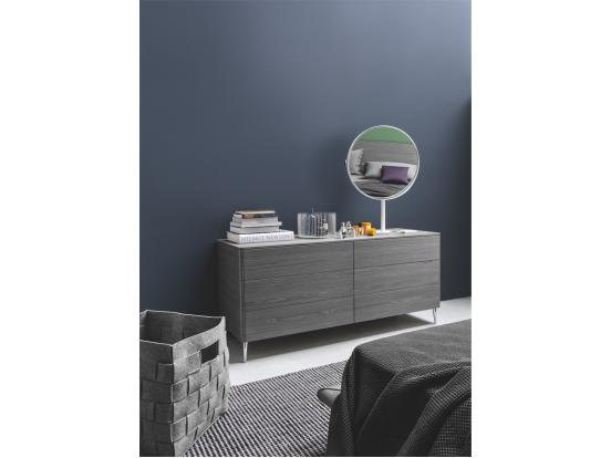 Calligaris - Boston 6 Drawer Chest