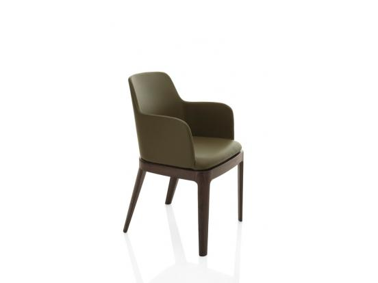 Bontempi Casa - Margot Chair Wooden Leg