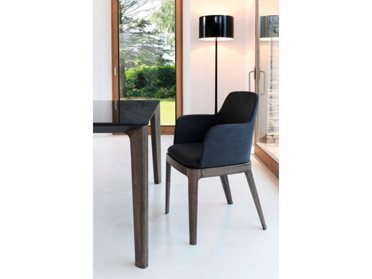 Bontempi Casa - Margot Chair Wooden Leg