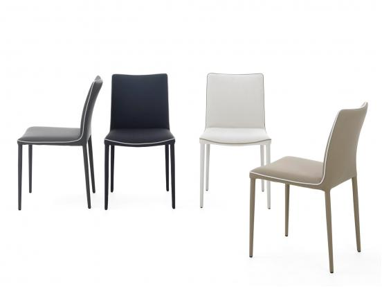 Bontempi Casa - Nata High Back Upholstered Chair