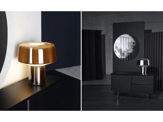 Diesel - Glass Drop Table Lamp