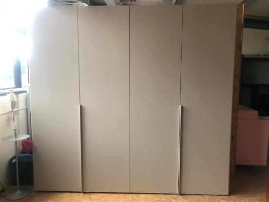 Pianca - Plana 4 Door Wardrobe Clearance