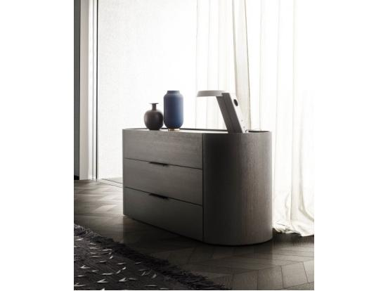 Pianca – Dedalo 3 Drawer Dresser With Plinth