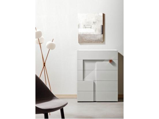Pianca - Logos 5 Drawer Dresser