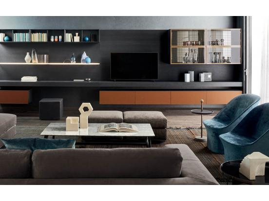 Pianca- People P501 Wall Unit