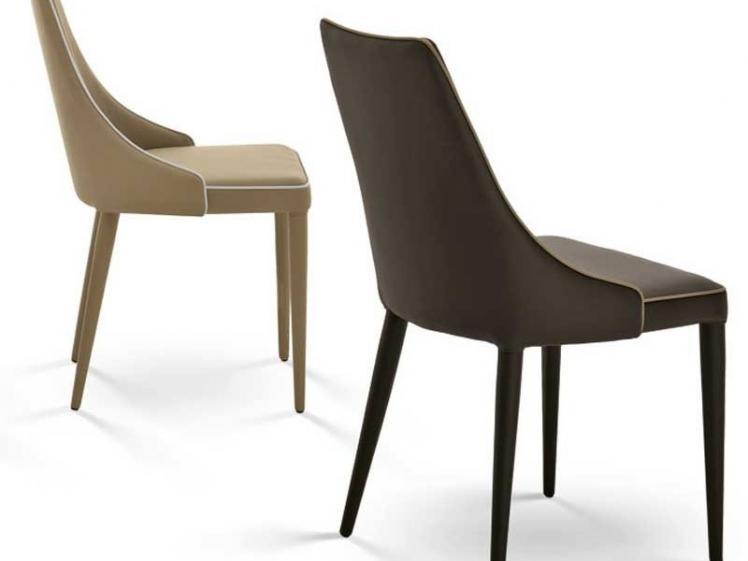 Bontempi Casa - Clara Chair Metal Leg