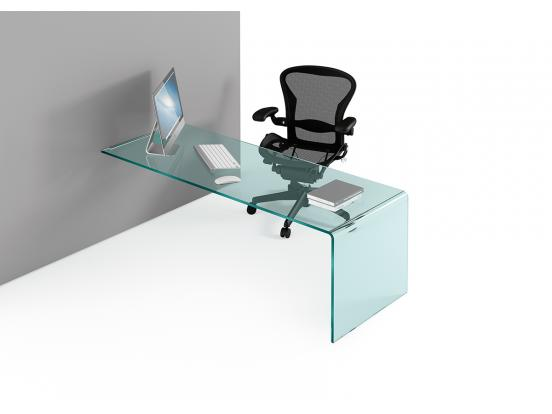 Fiam Italia - Rialto L Desk Wall Mounted