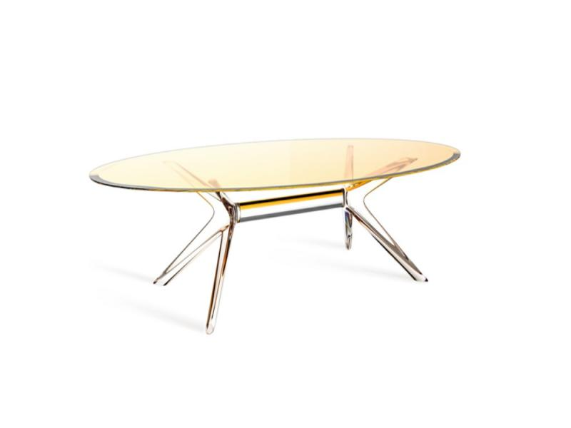 kartell blast coffee table. Black Bedroom Furniture Sets. Home Design Ideas