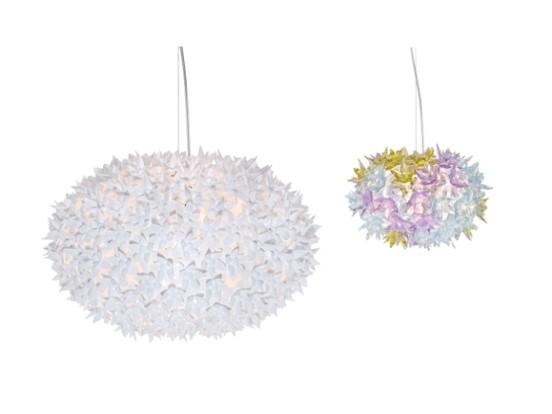 Kartell - Bloom S1 & S2 Suspension light