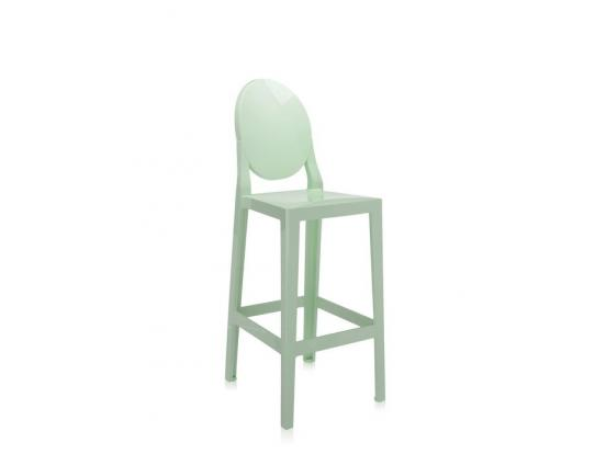 Kartell - One More ( Round Back Bar Stool )
