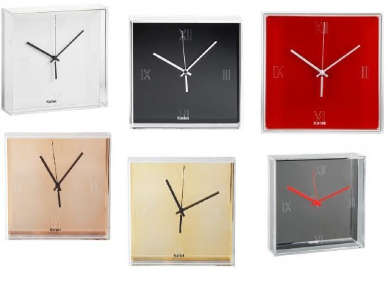 Kartell - Tic & Tac Clock