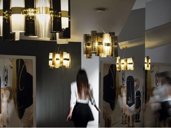 Slamp - La Lollo Chandelier