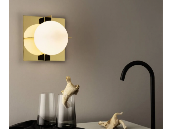 Tom Dixon - Plane Surface Wall Light