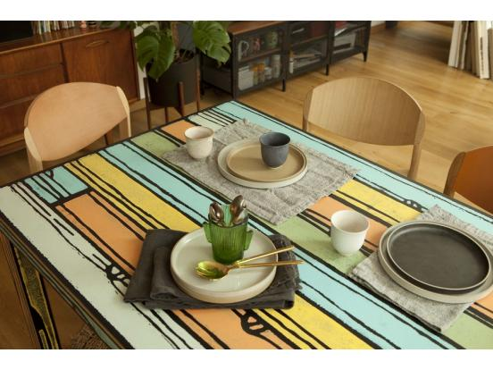 Established & Sons – Wrongwoods Dining Table