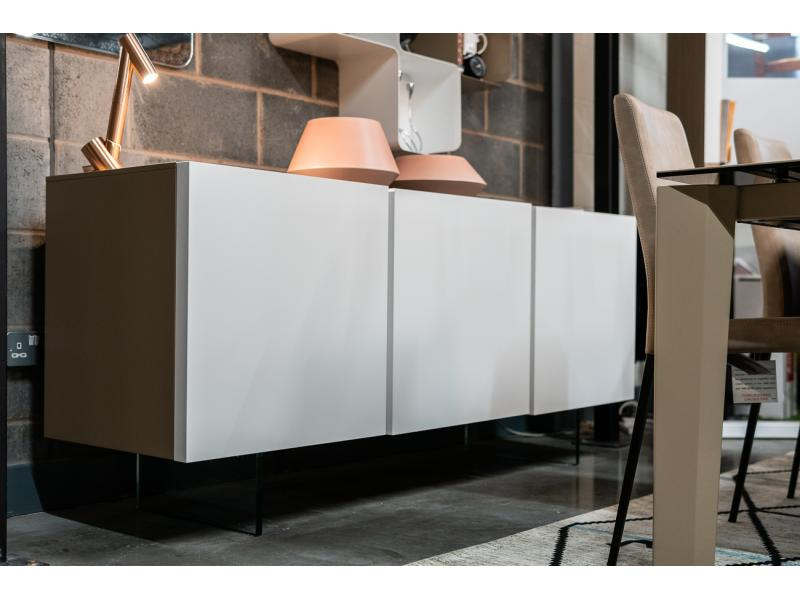 Clearance Calligaris - Sipario 3 Door Sideboard