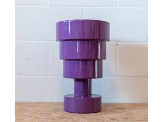 Kartell - Calice Stool in Purple Clearance