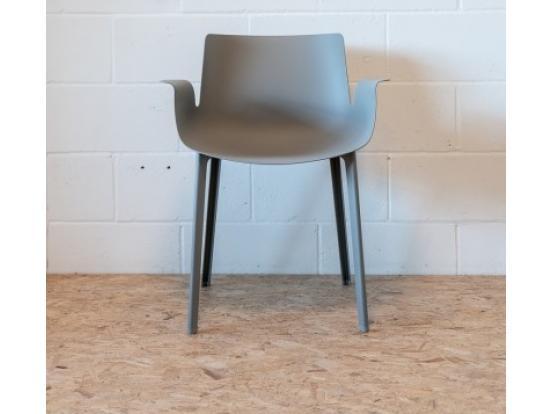 Kartell - Piuma Chair in Grey Clearance