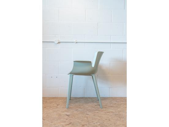 Kartell - Piuma Chair in Sage Clearance