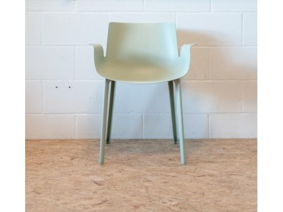 Kartell - Piuma Chair in Sage Clearance