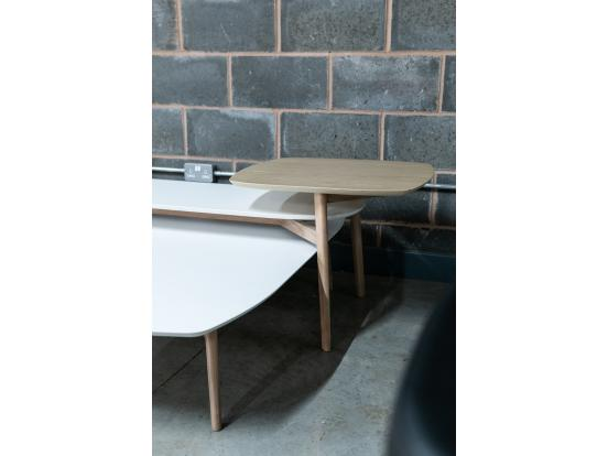 Calligaris - Match Coffee Tables White  Clearance