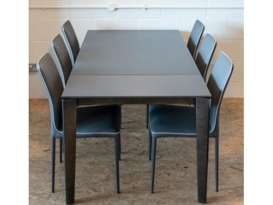 Bontempi Casa -Senso Table and Nata Chairs Clearance 50% Off