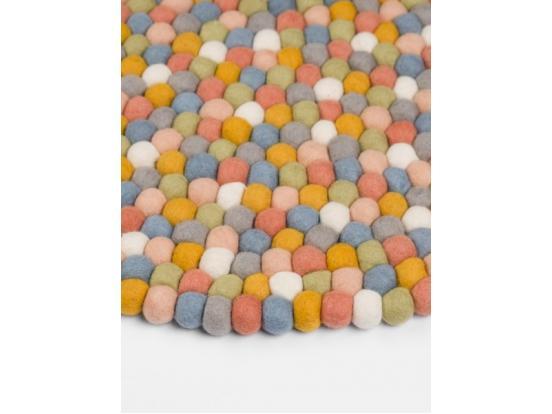 MyFelt - Felt Ball Rug (Liese)