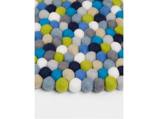 MyFelt - Felt Ball Rug (Fritz)