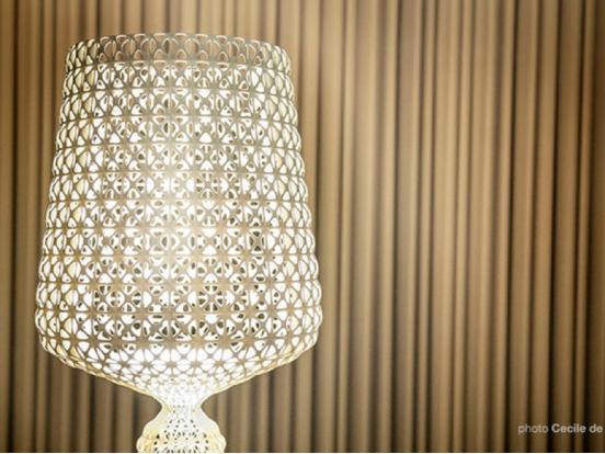 Kartell - Kabuki Floor Lamp