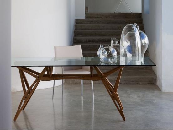 Zanotta - Reale Table 220 cm