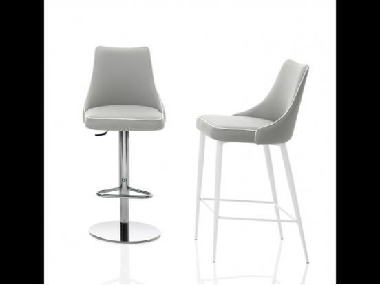 Bontempi casa clara gas adjustable stool