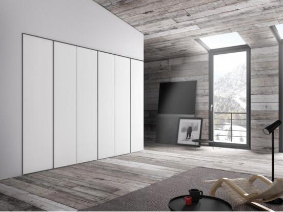 Pianca - Nastro Swing Door Wardobe