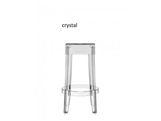 Kartell - Charles Ghost Stool