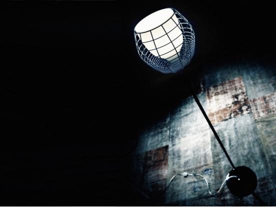 Diesel - Cage Floor Lamp
