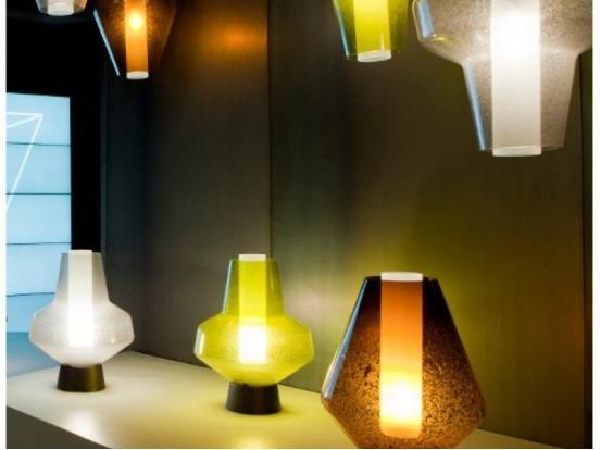 Diesel - Metal Glass Table Lamp