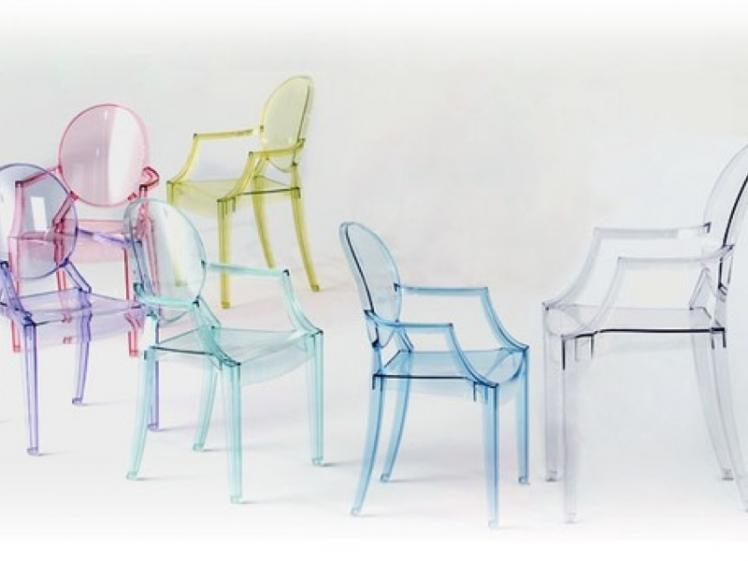 Kartell - Childrens Lou Lou Ghost Chair