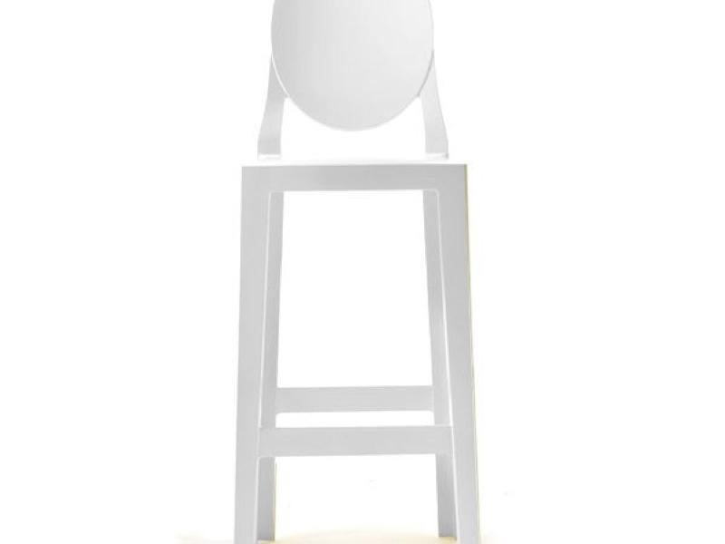 Kartell Barhocker kartell one more stool scossa