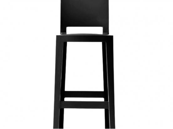 Kartell - One More Please ( Square Back Bar Stool )