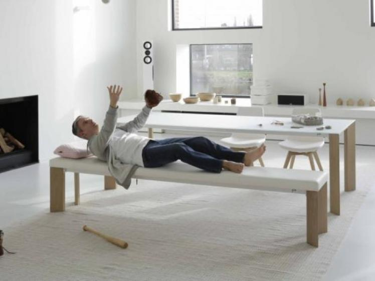 Joli - Largo bench Wood 150cm