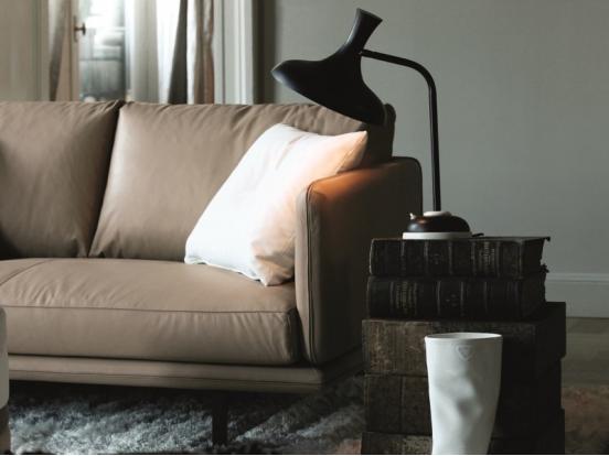 Arketipo - Rail Sofa & Chaise W274 cm
