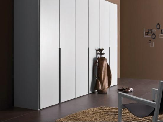 Pianca - Plana Swing Door Wardrobes